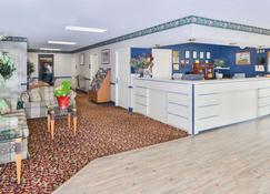 北納什維爾/古德利茨維爾美洲最優價值酒店 - 古德雷特維爾 - 古德利茨維爾 - 櫃檯