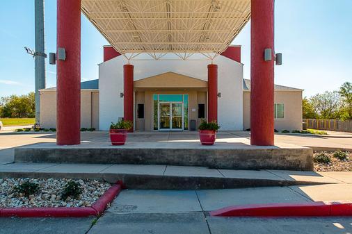 Motel 6 San Antonio Downtown - San Antonio - Building