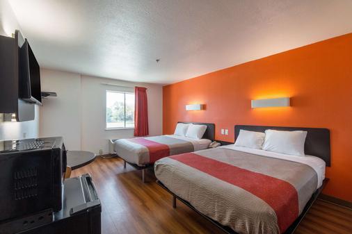 Motel 6 San Antonio Downtown - San Antonio - Bedroom