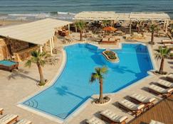 Parthenis Beach Suites By The Sea - Mália - Piscina