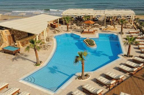 Parthenis Beach, Suites by the Sea - Mália - Bể bơi