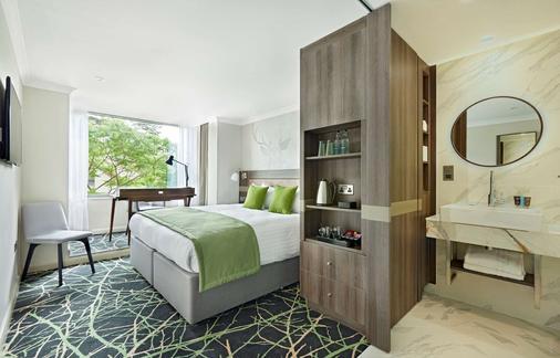 Richmond Hill Hotel - Richmond (Greater London) - Makuuhuone