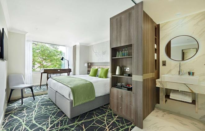 Richmond Hill Hotel - Richmond (Greater London) - Schlafzimmer