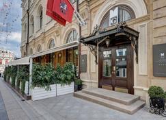 克茲奈特斯基酒店 - 莫斯科 - 莫斯科 - 建築