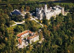 Hotel Stekl - Hluboka nad Vltavou - Buiten zicht
