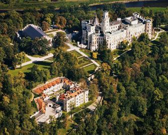 Hotel Stekl - Hluboká nad Vltavou - Outdoors view