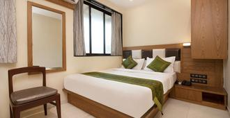 Treebo Trip Residency Park - Mumbai - Soveværelse