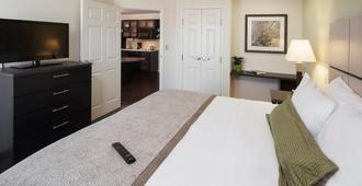 Candlewood Suites Oklahoma City - Bricktown - Oklahoma City - Makuuhuone