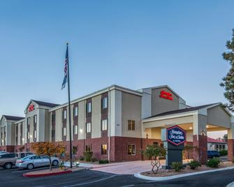 Hampton Inn & Suites Los Alamos White Rock - Лос-Аламос - Building