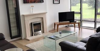 Aikens Village Penthouse - Dublin - Living room
