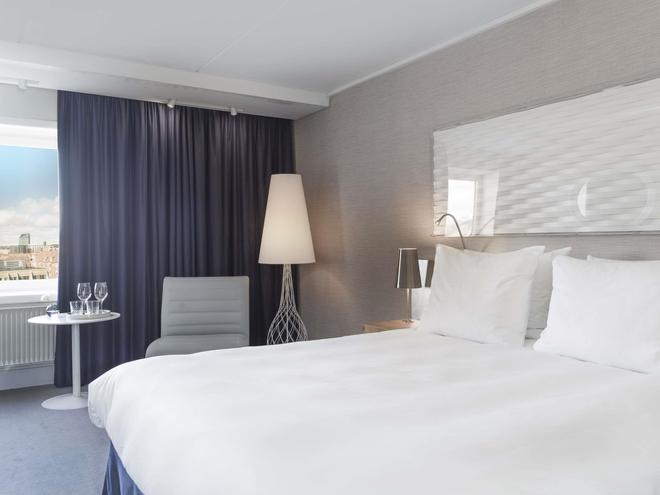 Radisson Blu Scandinavia Hotel, Aarhus - Århus - Makuuhuone
