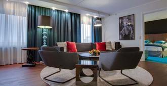 Radisson Blu Scandinavia Hotel, Aarhus - אורהוס - סלון