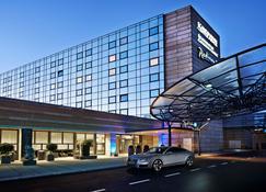Radisson Blu Scandinavia Hotel, Aarhus - Aarhus - Bygning