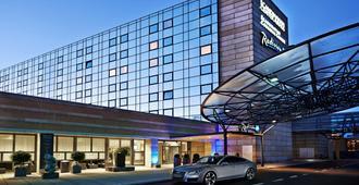 Radisson Blu Scandinavia Hotel, Aarhus - Århus - Gebäude