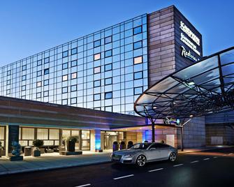 Radisson Blu Scandinavia Hotel, Aarhus - Aarhus - Building