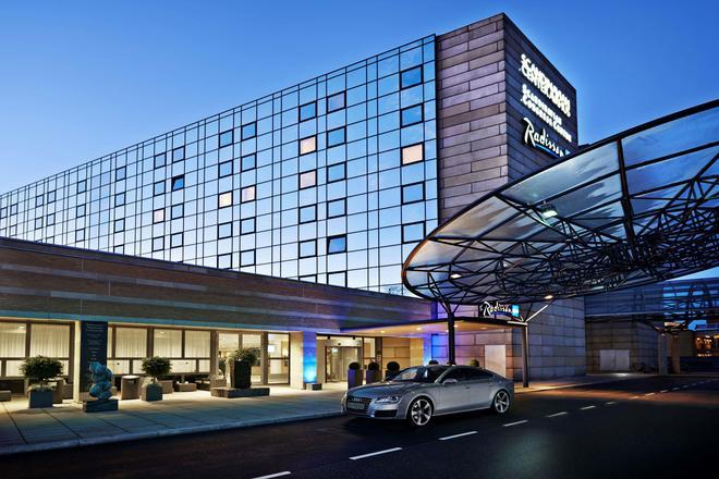 Radisson Blu Scandinavia Hotel, Aarhus - Århus - Rakennus