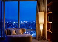 شيراتون غراند هيروشيما هوتل - هيروشيما - غرفة معيشة