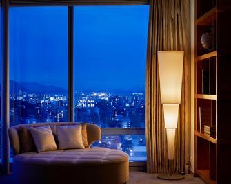 Sheraton Grand Hiroshima Hotel - Hiroshima - Wohnzimmer