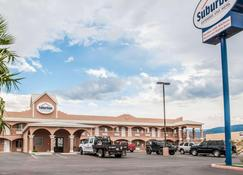 Suburban Extended Stay Hotel - Alamogordo - Building