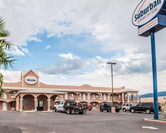 Suburban Extended Stay Hotel - Alamogordo - Gebäude