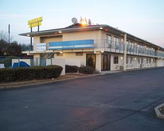 Skyline Inn - Conway - Building