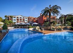 Hotel Cala del Pi - Adults Only - Platja d'Aro - Zwembad