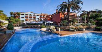 Hotel Cala del Pi - Adults Only - פלאטחה ד'ארו - בריכה