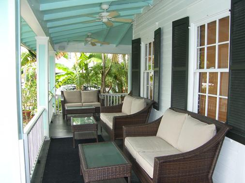 The Inn On Fleming - Key West - Μπαλκόνι