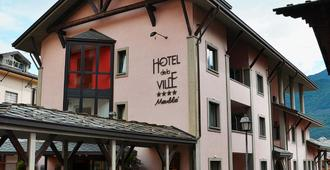 Hotel De la Ville - Saint-Vincent - Edificio