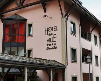 Hotel De la Ville - Saint-Vincent - Gebäude