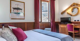 Hotel Duomo - אורבייטו - חדר שינה