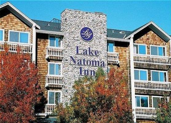 Lake Natoma Inn - Folsom - Edificio