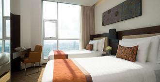 曼谷沙通安納塔拉酒店公寓 - 曼谷 - 臥室