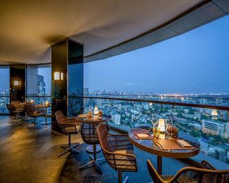 Jc Kevin Sathorn Bangkok Hotel - Bangkok - Balkon