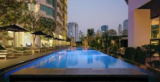 曼谷沙通安納塔拉酒店公寓 - 曼谷 - 游泳池