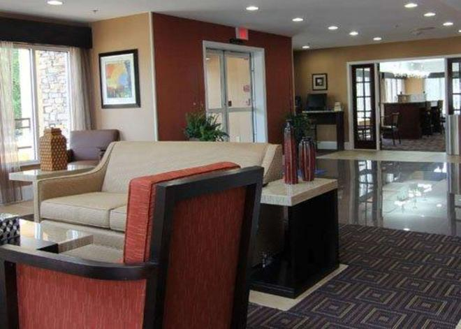 Quality Inn & Suites - Greenville - Lobby