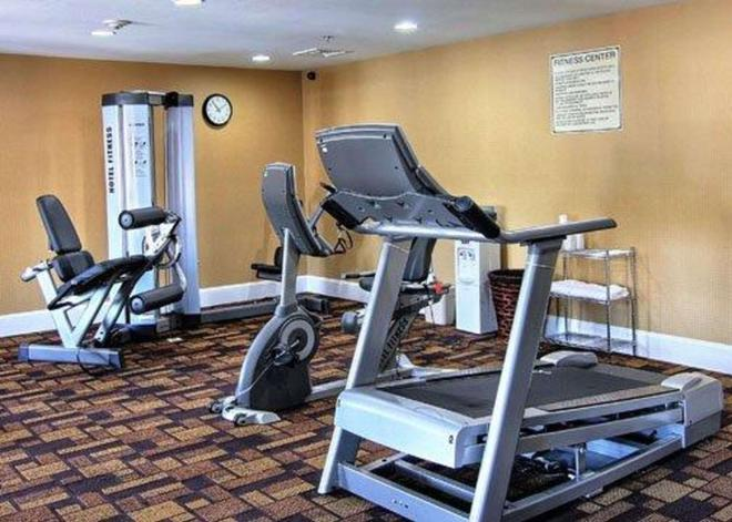 Quality Inn & Suites - Greenville - Gym
