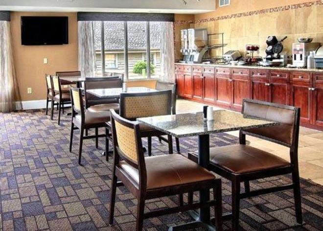 Quality Inn & Suites - Greenville - Restaurant