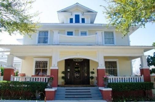 Rosen House Inn - Fort Worth - Building