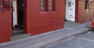 Alojamiento Alberto Magno - Santiago de Chile - Außenansicht