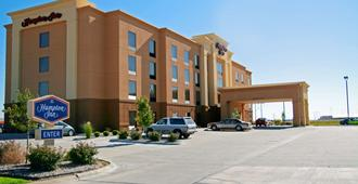 Hampton Inn Hays-North of I-70, KS - Hays