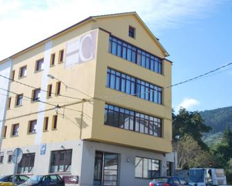 Hotel Canabal - Burela de Cabo - Edificio