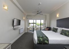Quest Napier Serviced Apartment - Napier - Bedroom