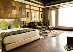 The Hridayesh Spa Wilderness Resort - Rāmnagar - Bedroom