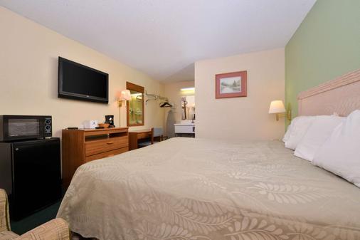 Americas Best Value Inn - Edenton - Bedroom