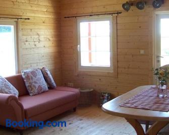 Ferienhaus Brunnenweiher - Kisslegg - Living room