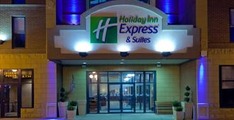 Holiday Inn Express Hotel & Suites Deadwood-Gold Dust Casino - Deadwood - Rakennus