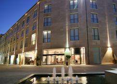 Gran Hotel Don Manuel - Cáceres - Building