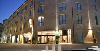 Gran Hotel Don Manuel - Cáceres - Bygning