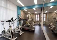 皇家港景酒店 - 魁北克 - 魁北克市 - 健身房